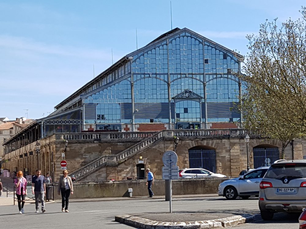 Les Halles de Niort