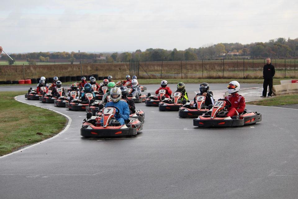 Karting à Niort