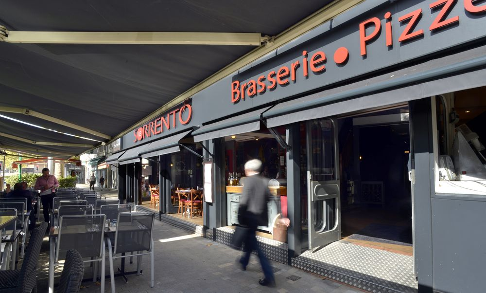 Restaurant le Sorrento à Niort
