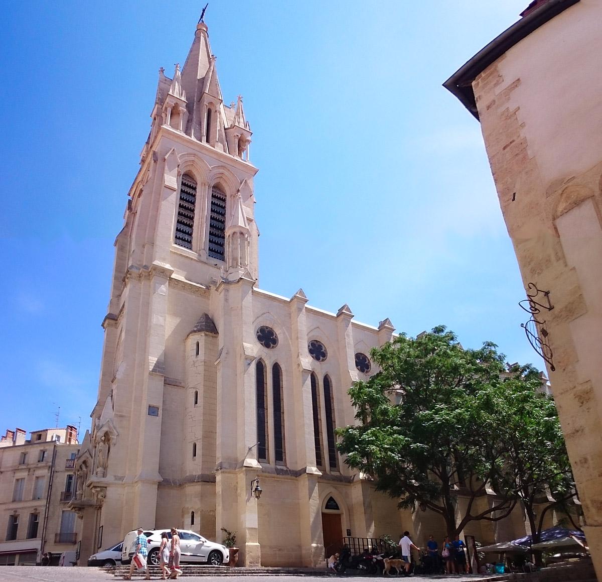 Le Carré Sainte-Anne Montpellier