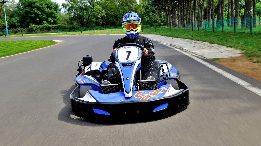 EVG à Montpellier Karting