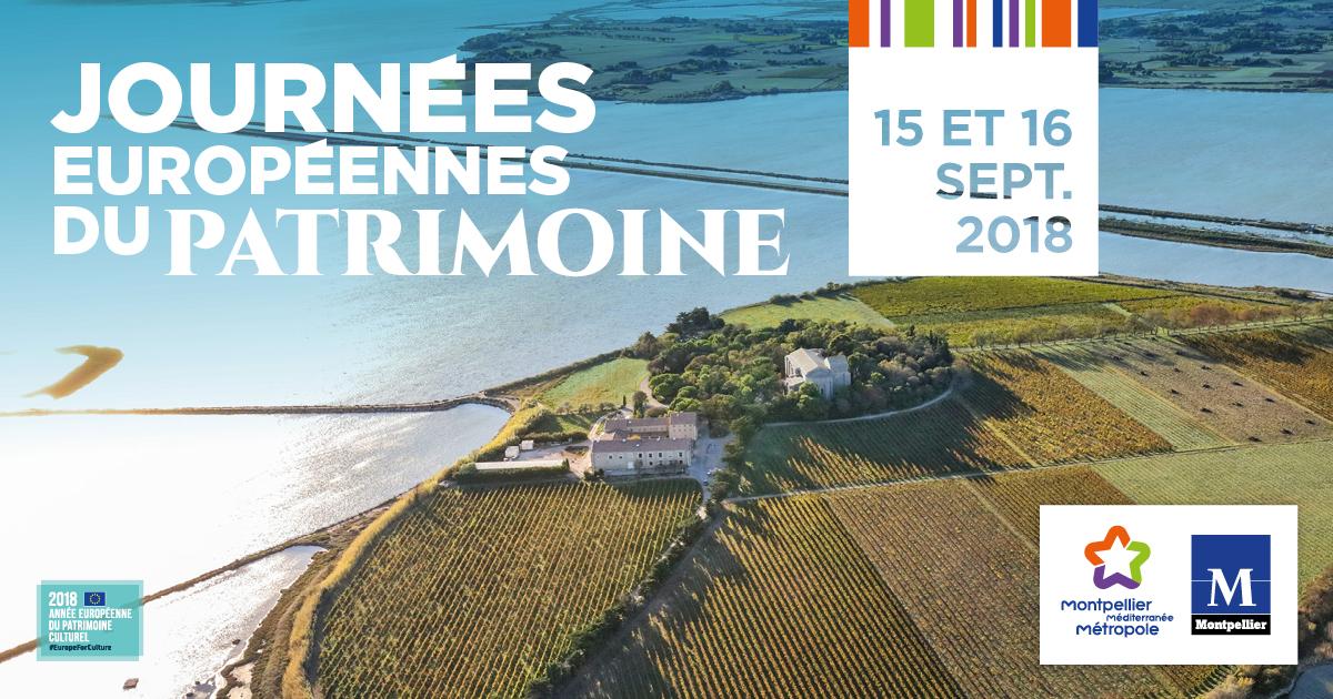 Journée du patrimoine à Montpellier