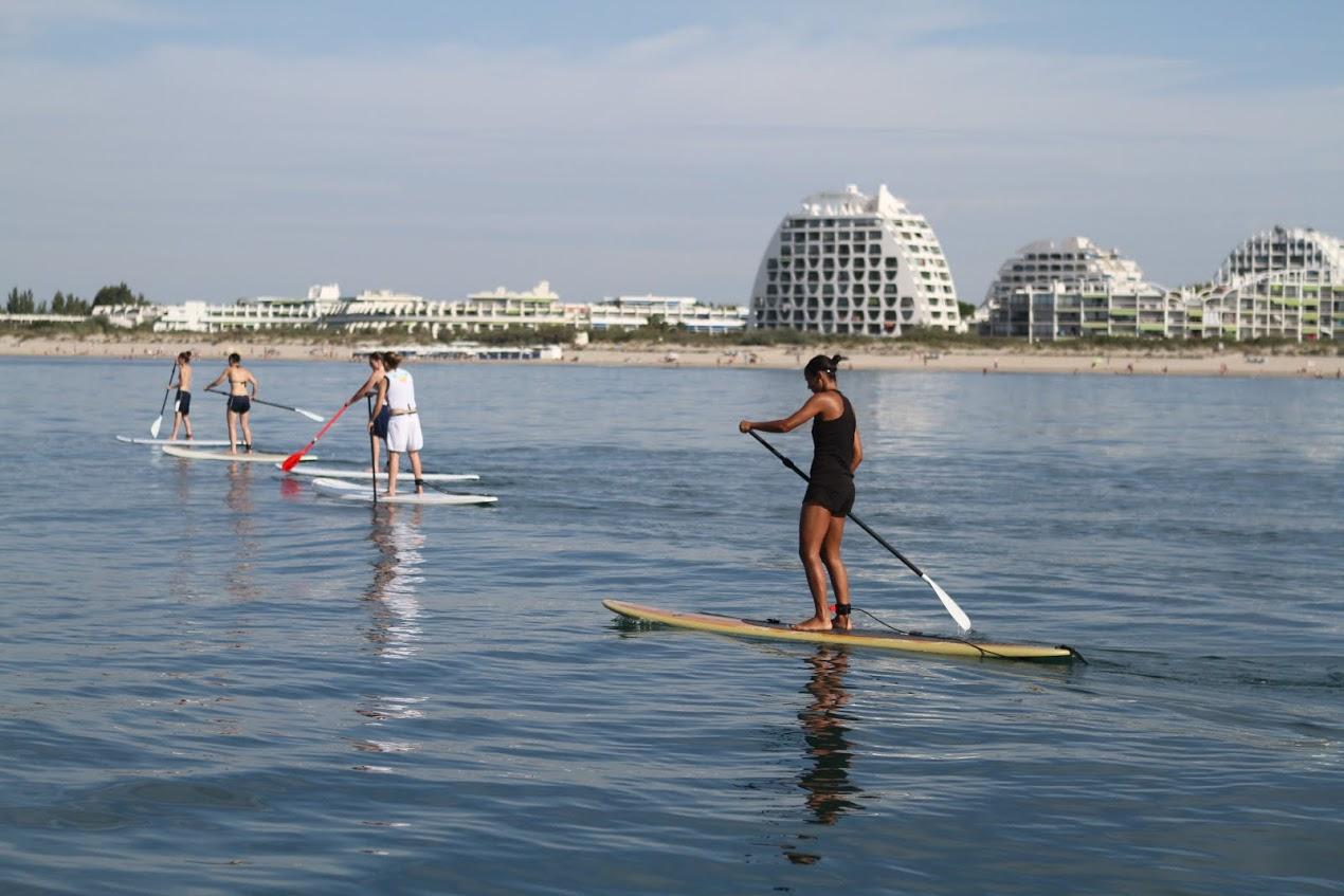 Sports nautiques à La Grande Motte