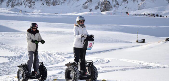 segway sur neige mobilboard