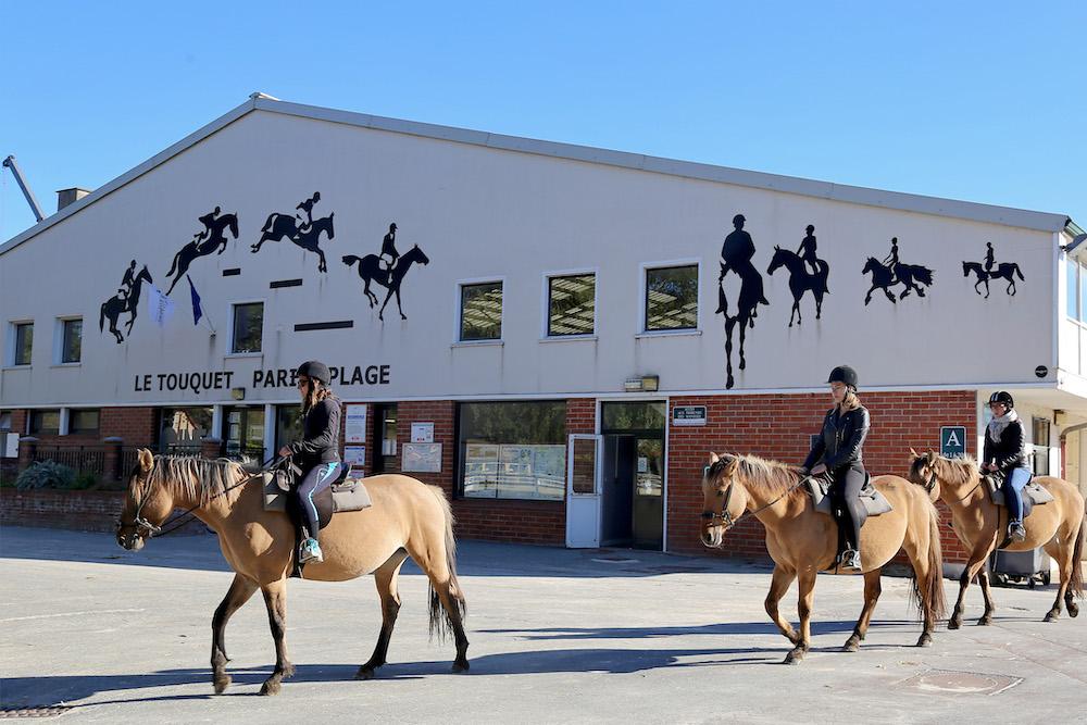 Centre Equestre au Touquet