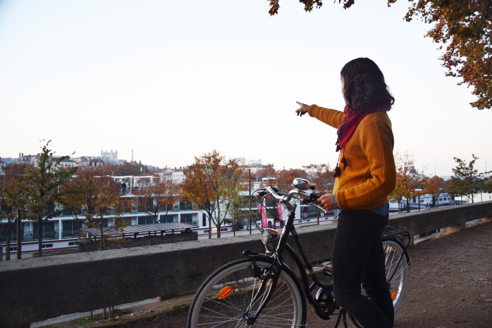 Location de vélo à Lyon