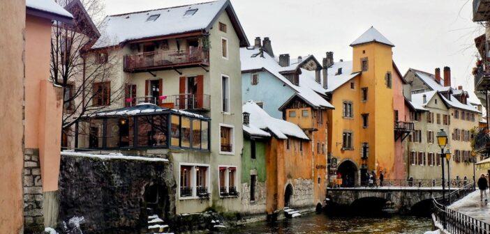 9 activités à faire à Annecy en hiver