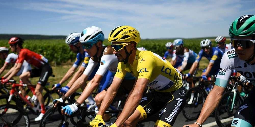 Tour de France 2020 à La Rochelle