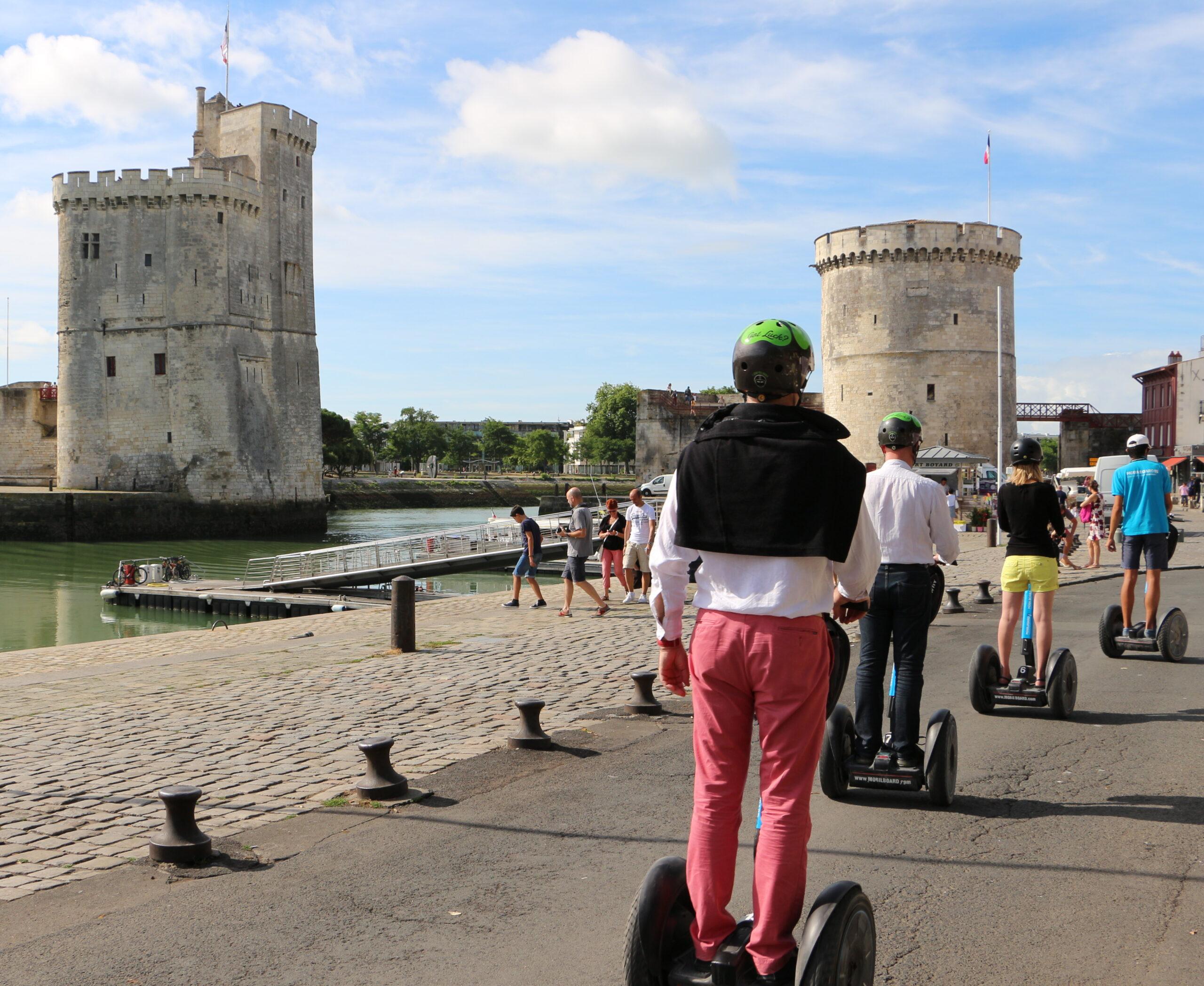 Balade en Segway à La Rochelle