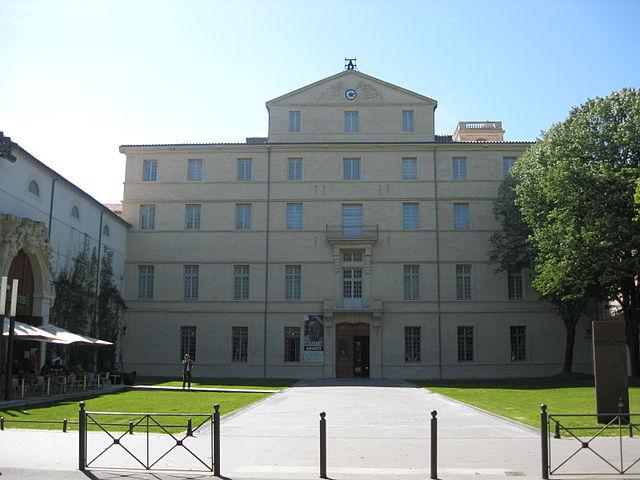 Musée Fabre à Montpellier