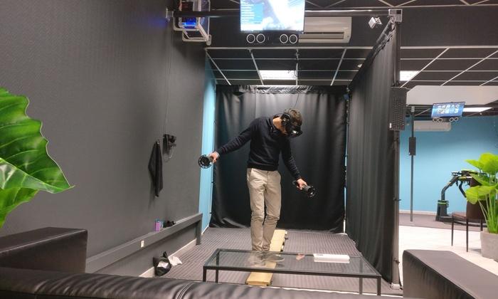 Activité fun à Montpellier : virtual center
