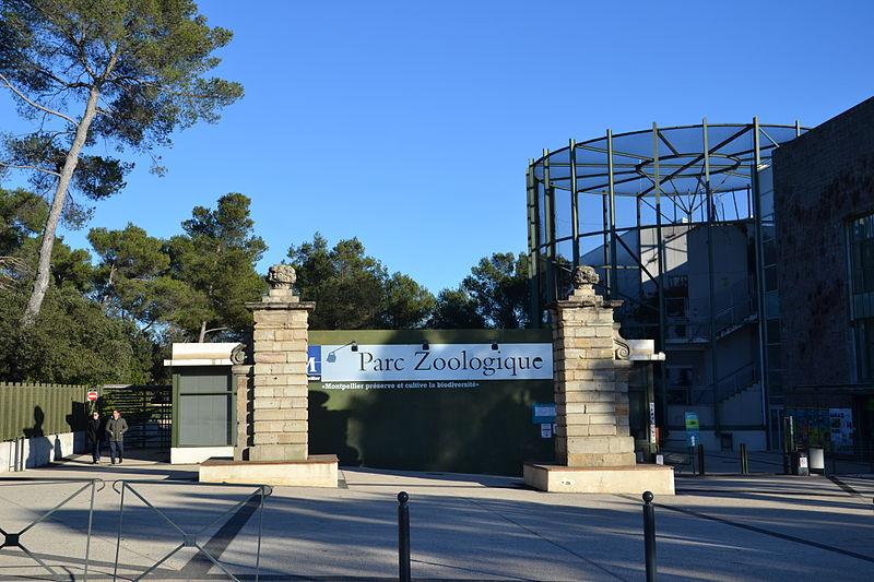 Zoo du Lunaret Montpellier