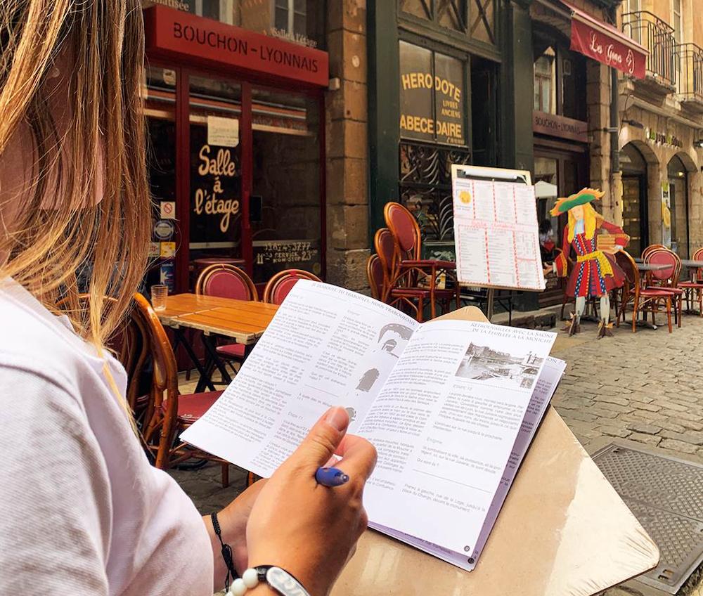 Activité outdoor à Lyon : escape game