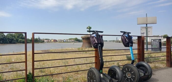 Segway avec Mobilboard Nantes