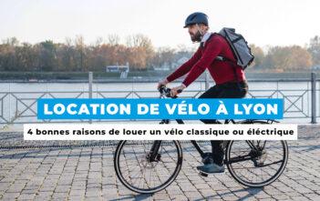location vélo lyon
