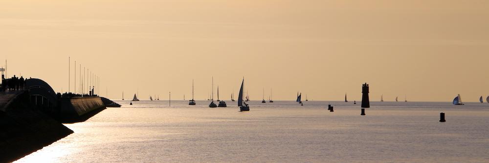 paysage à la Rochelle