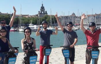 activité Segway à La Rochelle