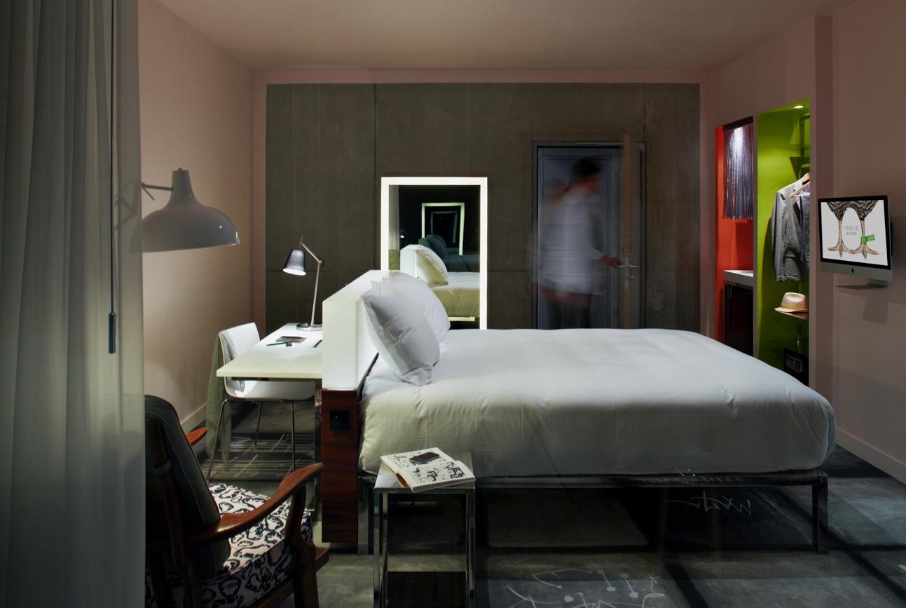 Hôtel Mama Shelter - Lyon