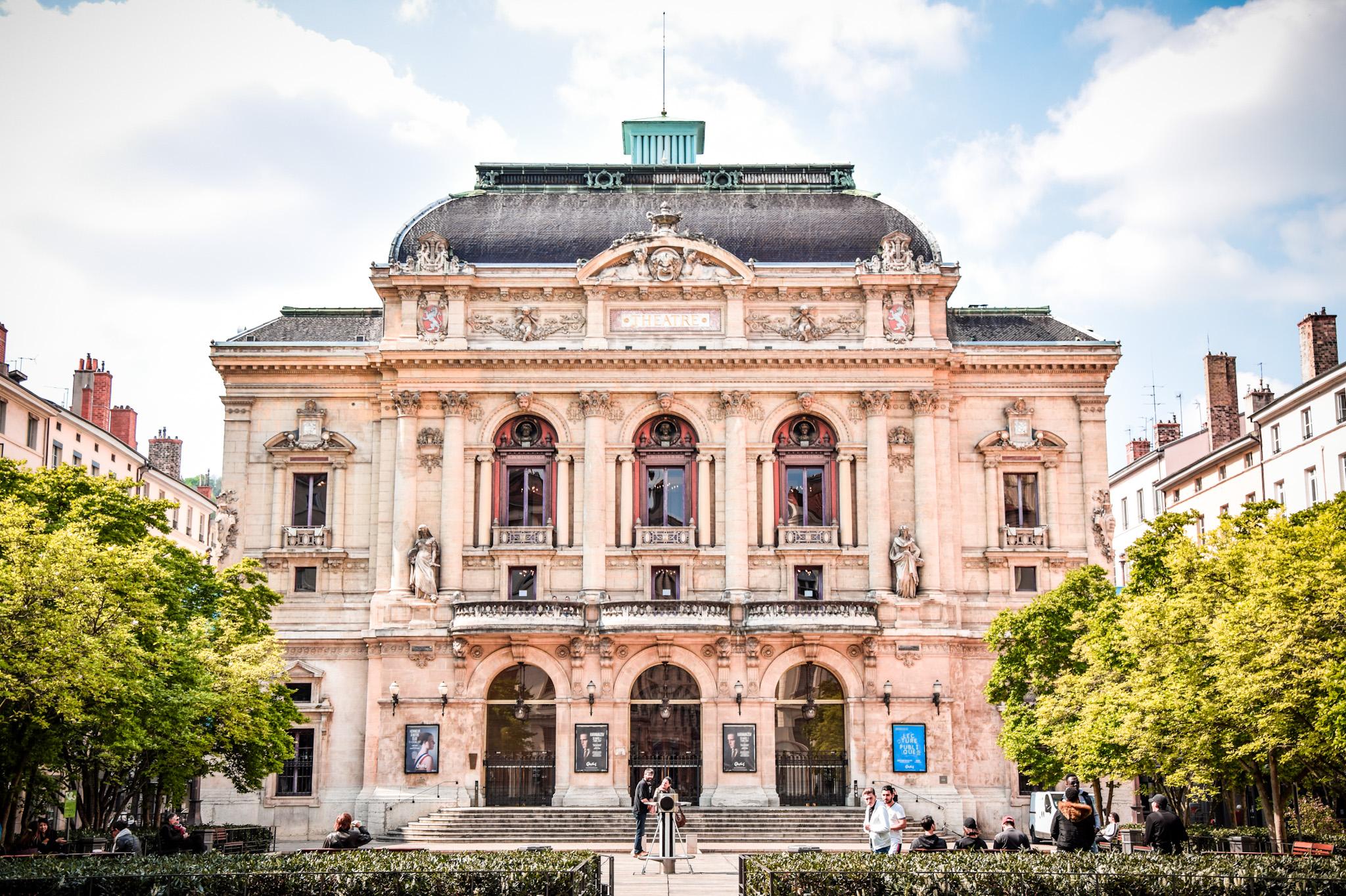 Activité Lyon - Place Célestin