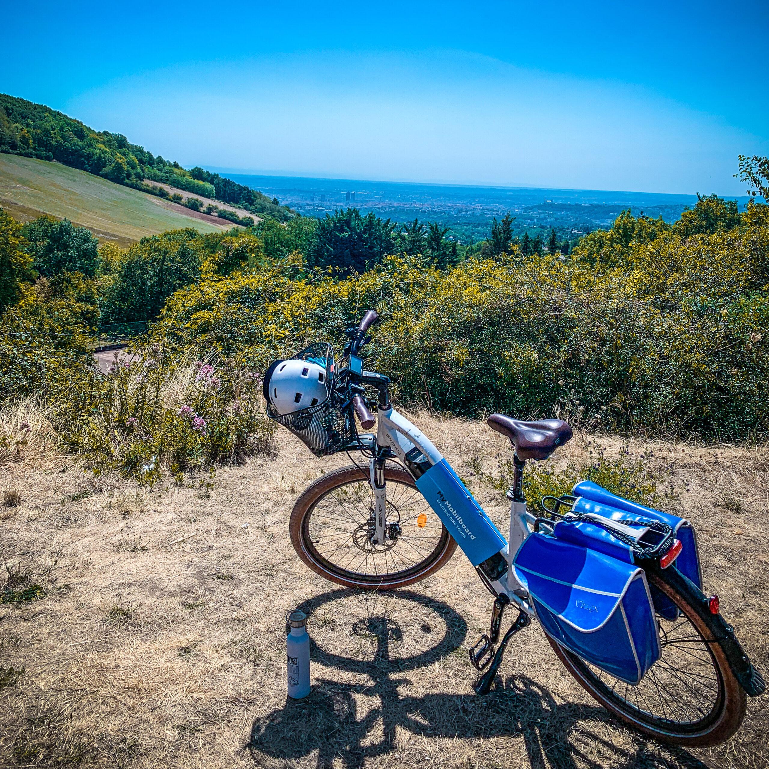 Activité Lyon - Visite guidée en vélo électrique